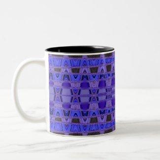 Blue Vibes mug