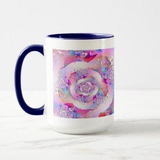 First Rose mug