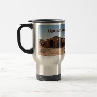 Operation Undergarment mug
