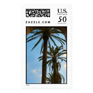 Palm Trees Los Angeles - Postage