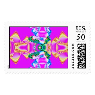 Pink Ribbons postage