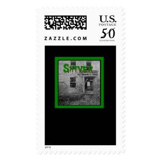 SHIVER by Wendy C. Allen stamp