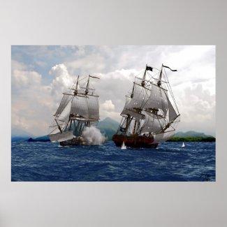 pirates II print