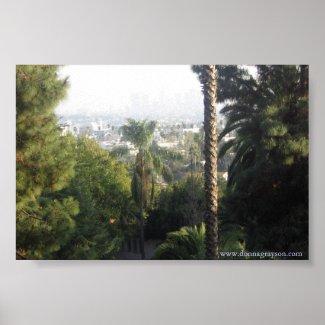 City View print
