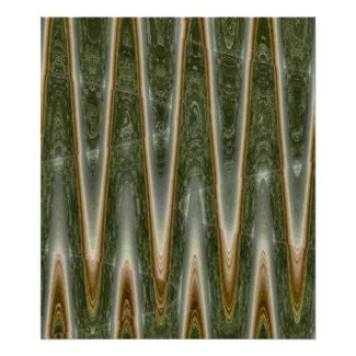 Green Mist print