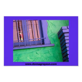 Bright Window print