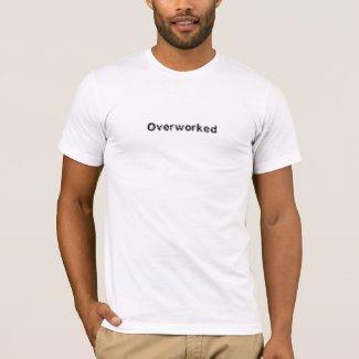 Overworked shirt