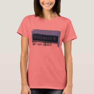 Hollywood Blvd shirt