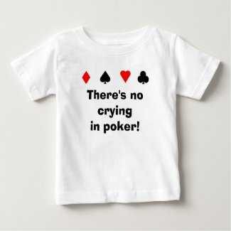 Poker cry baby