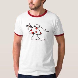 mshroom shirt