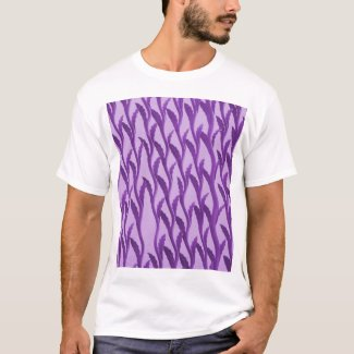 branches purple shirt