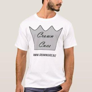 Crown Cues T Shirt