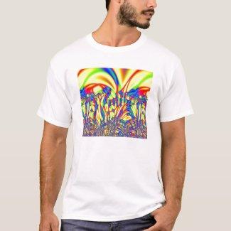 Bright Fractal shirt