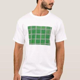green tiles shirt