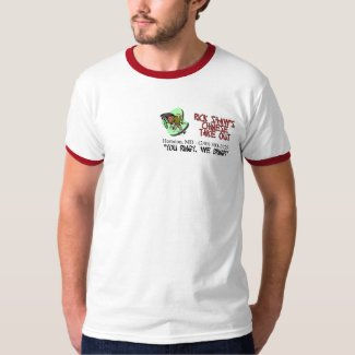 Fake Chinese Take Out Logo shirt