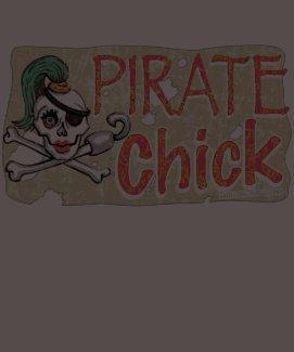 pirate chick zazzle pirate contest shirt