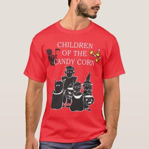 Children Of The Candy Corn shirt