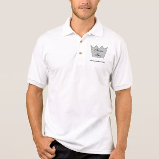 Polo T-Shirt - Crown Cues